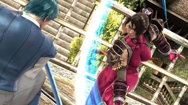 SoulCalibur: Lost Swords screenshot