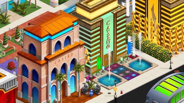CasinoRPG screenshot