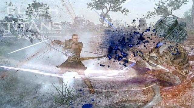 Clash of the Titans screenshot