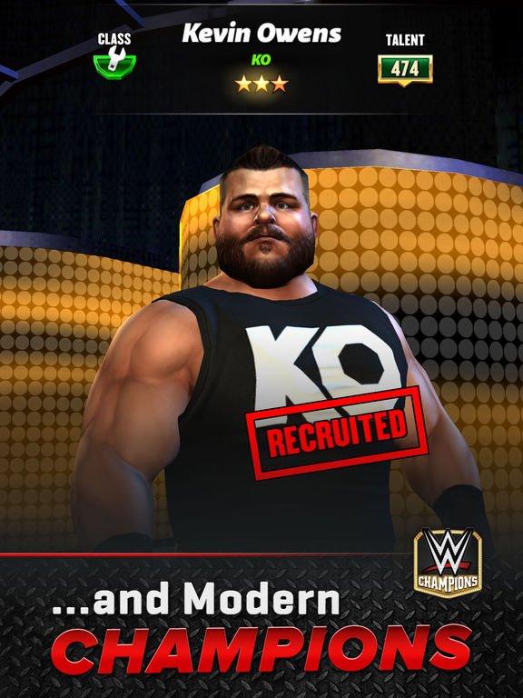 WWE Champions - NEW Puzzle RPG screenshot