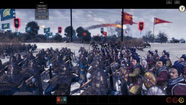 Oriental Empires screenshot