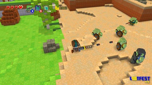 Lootfest screenshot