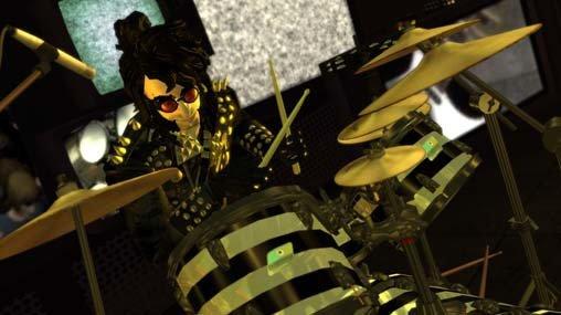 Rock Band Metal Track Pack screenshot