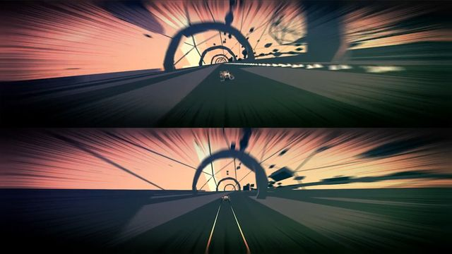 HYPER DRIVE - The Insane Gravity Race screenshot