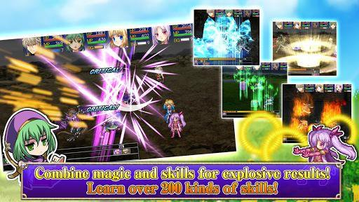 RPG Asdivine Cross screenshot