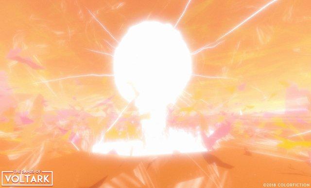 The Sands of Voltark screenshot