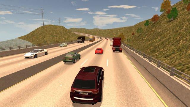 Driving School Simulator screenshot
