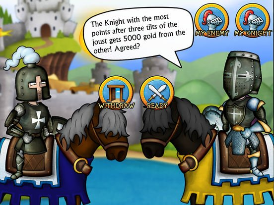 You Are A Knight screenshot