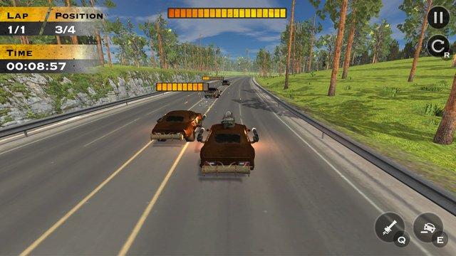 Fury Race screenshot