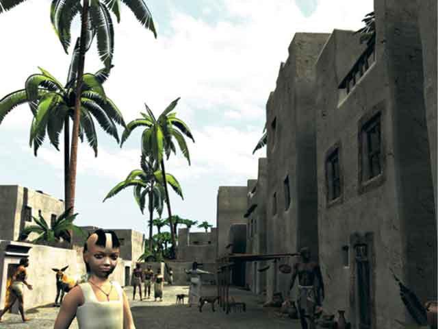 Египет 2 screenshot