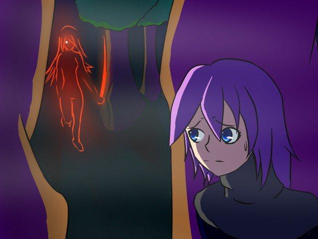 Crimson Shift screenshot