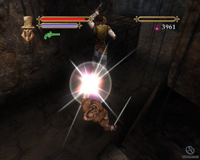 Black Buccaneer screenshot