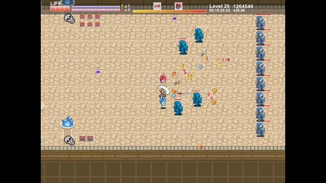Dungeon Rustlers screenshot