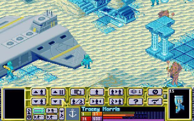 X-COM: Terror From the Deep screenshot