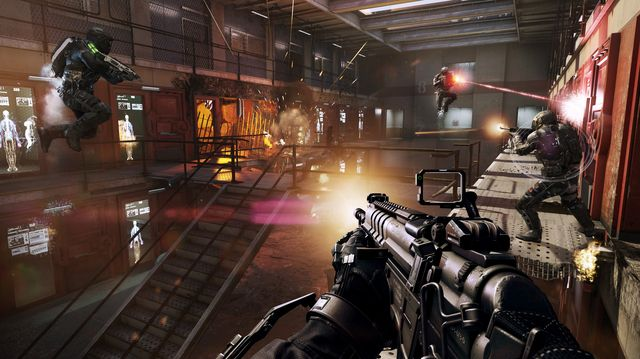 Call of Duty: Advanced Warfare - Gold Edition screenshot