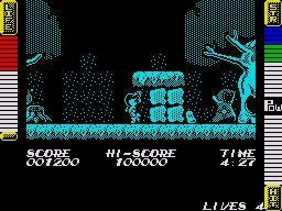 Athena (1986) screenshot