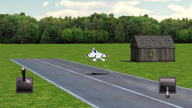 RC-AirSim - RC Model Airplane Flight Simulator screenshot