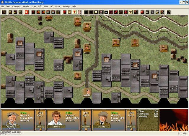 Squad Battles: Advance of the Reich screenshot