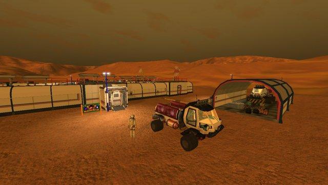 Mars Colony:Challenger screenshot