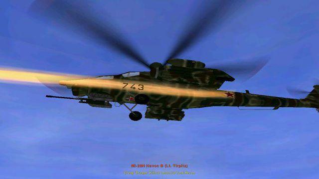 Enemy Engaged: Apache vs Havoc screenshot