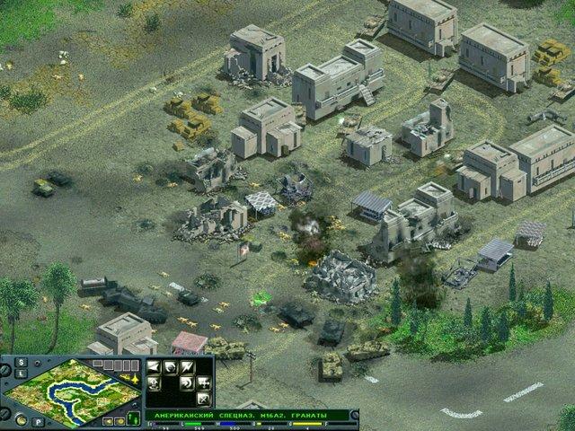 Противостояние: Битва за черное золото screenshot