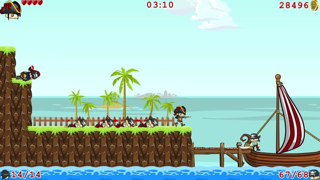 Pirate Island Rescue screenshot