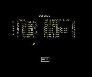 Kenny Dalglish Soccer Manager screenshot