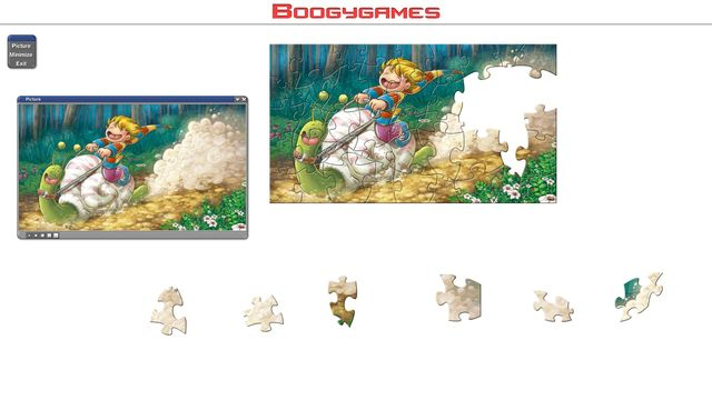 Puzzle for Kids screenshot