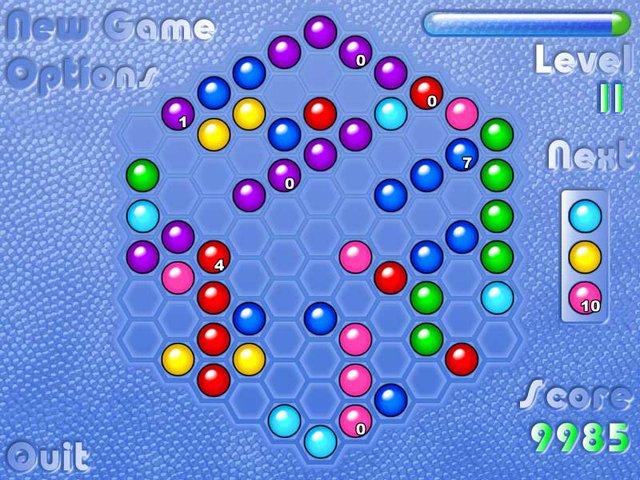 heXLines screenshot