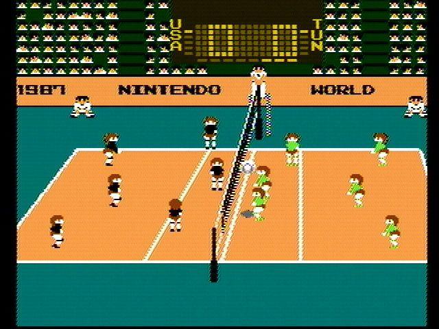 Volleyball (1986) screenshot