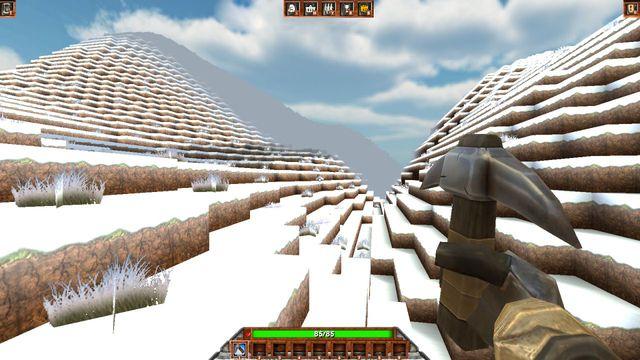 Genesis Online screenshot