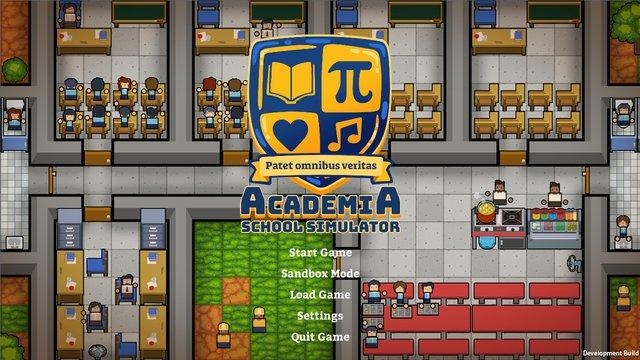 Academia: School Simulator screenshot