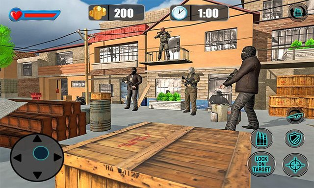 Call Of Frontier Duty: Black Ops Survival(itch) screenshot