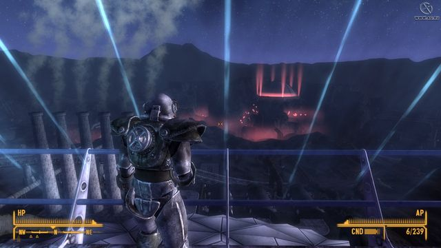Fallout: New Vegas - Old World Blues screenshot