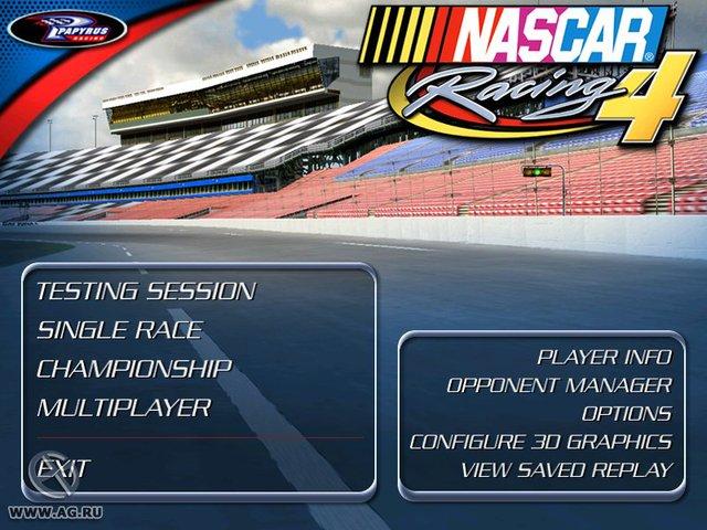 NASCAR Racing 4 screenshot
