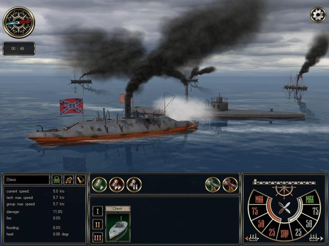 Ironclads: High Seas screenshot