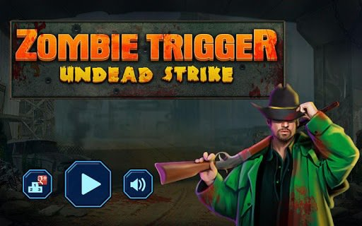 Zombie Trigger – Undead Strike screenshot