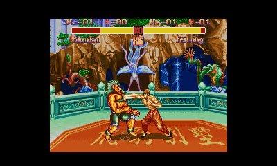 Super Street Fighter II: The New Challengers screenshot