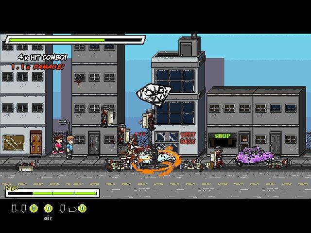 Fatal Theory screenshot