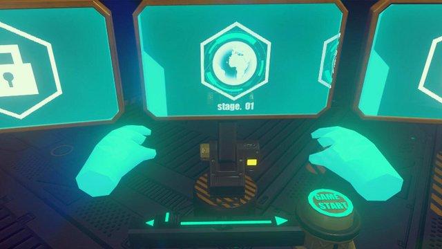 Super Heroes: Men in VR beta screenshot