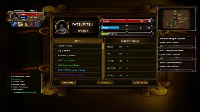Yatsumitsu Fists of Wrath screenshot