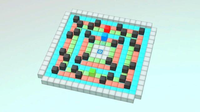GooCubelets: RGB screenshot