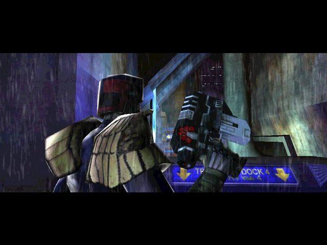 Judge Dredd: Dredd vs. Death screenshot