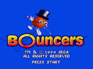 Bouncers screenshot