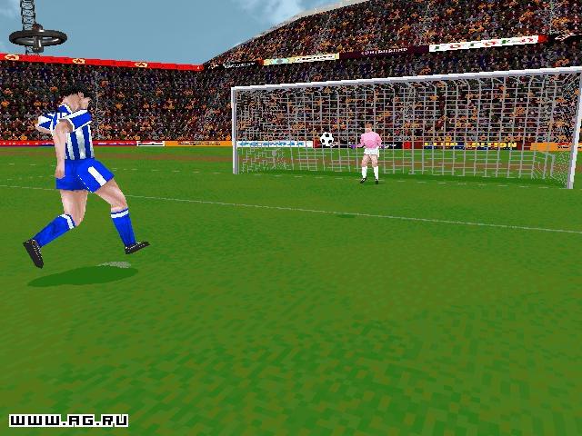Sensible Soccer '98 screenshot