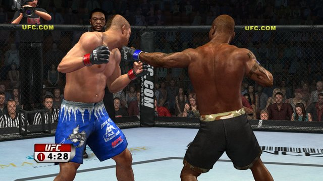 UFC 2009 Undisputed screenshot