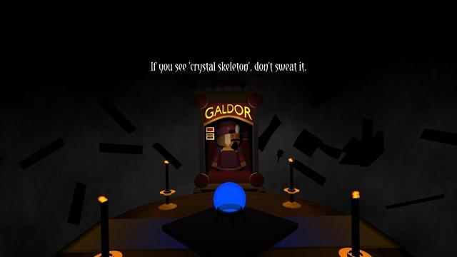 GALDOR screenshot