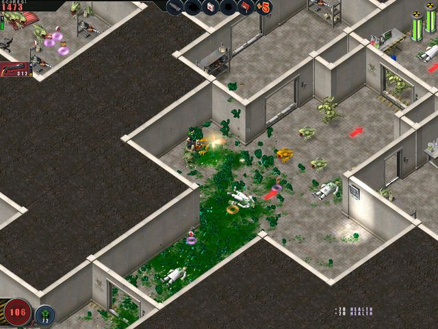 Alien Shooter screenshot