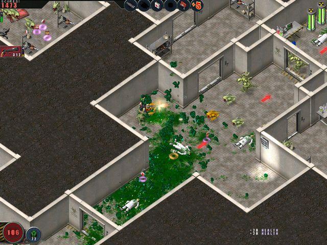 Alien Shooter: Начало вторжения screenshot