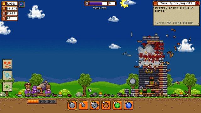 Blasted Fortress screenshot